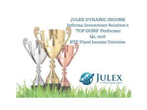 JULEX DYNAMIC INCOME TOP GUN Q2 16